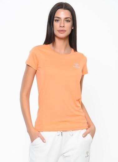 Hummel Kadın Tişört Varito 911049-5017 Renkli